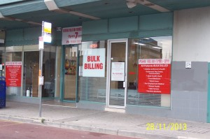 Pascoe Vale Rd Family Clinic- Bus Stop in front